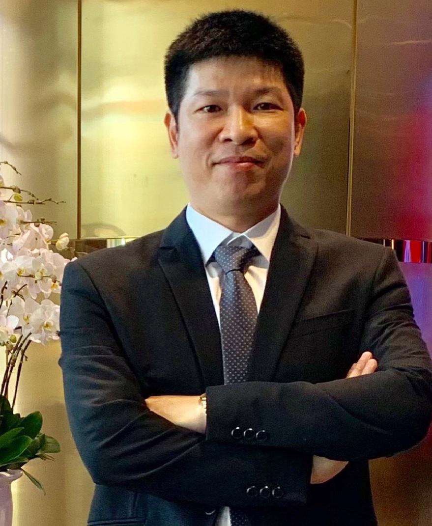 Ông Nguyễn Việt Duy - Giám Đốc Kinh doanh MIKHome thuộc Tập đoàn MIKGroup.