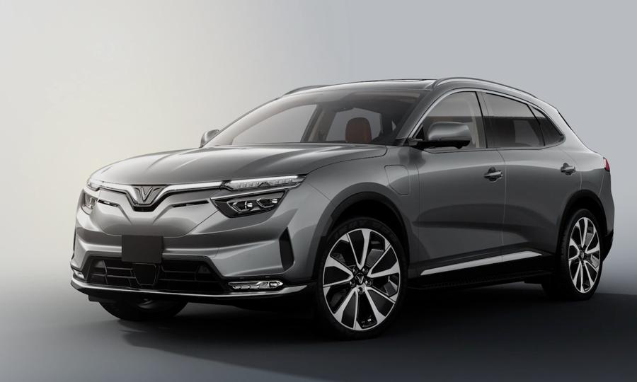 VinFast sẽ ra mắt một bộ đôi SUV chạy điện tại châu Âu vào năm sau là VF e35 và VF e36 7 chỗ.