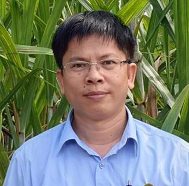TS. Cao Anh Đương,Chủ tịch Hiệp hội Mía đường Việt Nam