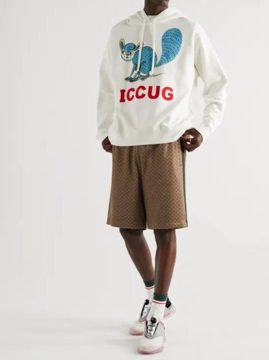 Gucci ra mắt phiên bản Ultrapace R trong suốt như đến từ tương lai - Ảnh 2
