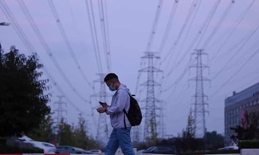 Việc ngừng cắt điện gây ảnh hưởng nghiêm trọng tới nhiều nhà máy sản xuất công nghệ tại Trung Quốc - Ảnh: Getty Images
