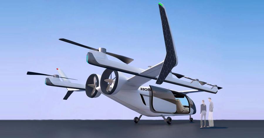 """Công ty cho biết, họ đang thiết lập một """"hệ sinh thái di chuyển"""" để tạo ra giá trị mới lấy máy bay eVTOL làm cốt lõi và các giải pháp di chuyển trên mặt đất được phối hợp và tích hợp với cả ô tô và xe đạp."""