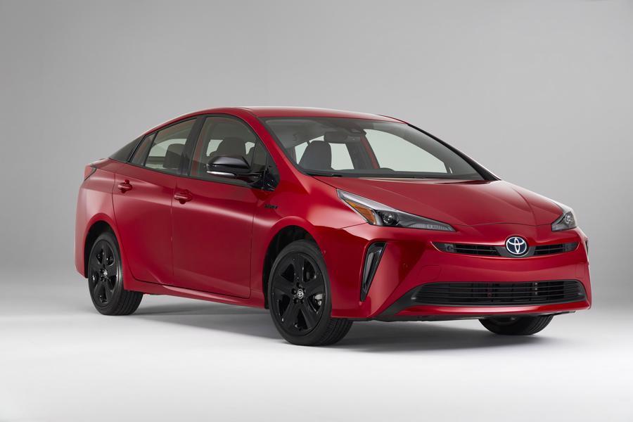 Toyota Prius 2021.