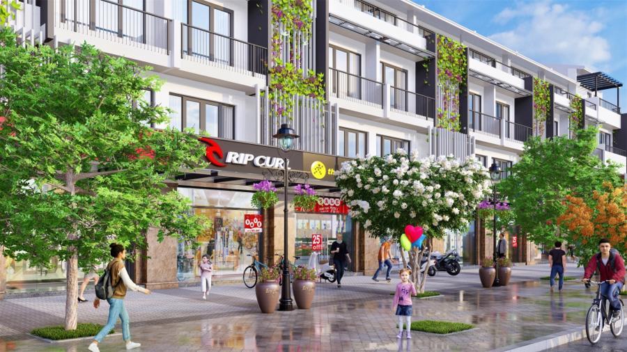Với quy hoạch bài bản, kết nối tốt với trung tâm thành phố, phân khu Camellia đang hút dòng tiền của nhà đầu tư.