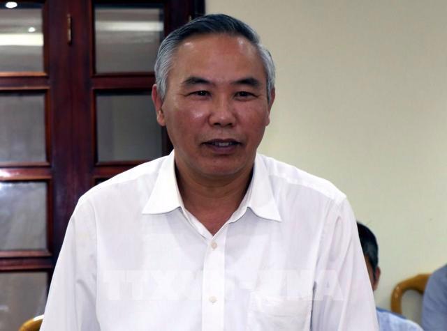 Ông Phùng Đức Tiến, Thứ trưởng Bộ Nông nghiệp và Phát triển nông thôn