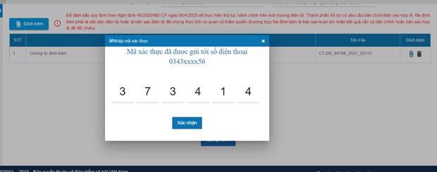 Hai cách đăng ký trực tuyến nhận hỗ trợ từ quỹ Bảo hiểm thất nghiệp - Ảnh 9