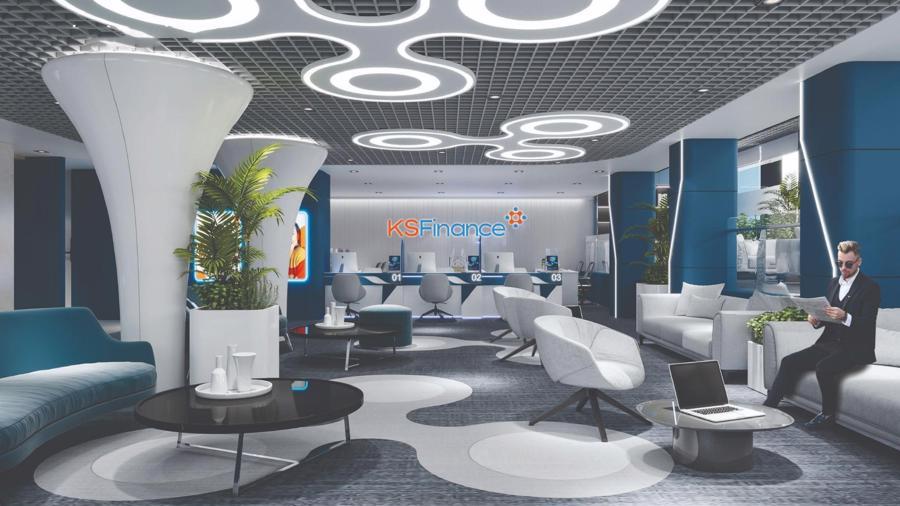 """KSF Group thiết lập và xây dựng những văn phòng kiểu mẫu """"All in one""""."""