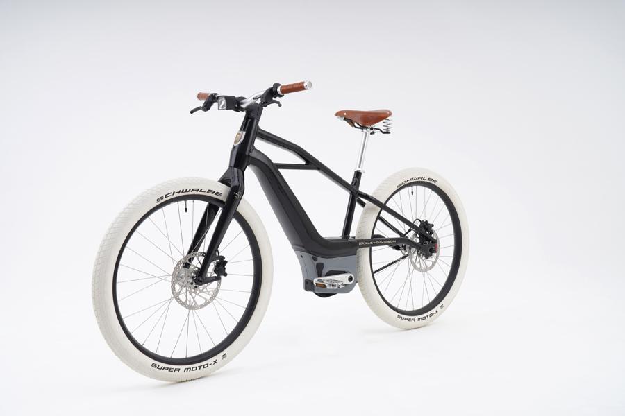 Xe đạp điện mới của Harley-Davidson giá gần 6.000 USD - Ảnh 1
