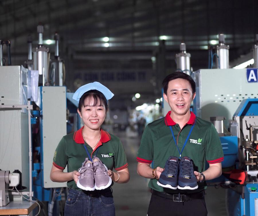 Khẳng định vị thế khi liên tục nằm trong Top doanh nghiệp sản xuất thời trang tại Việt Nam nhiều năm liền, TBS Group đang hướng đến mục tiêu Top 5 toàn cầu.