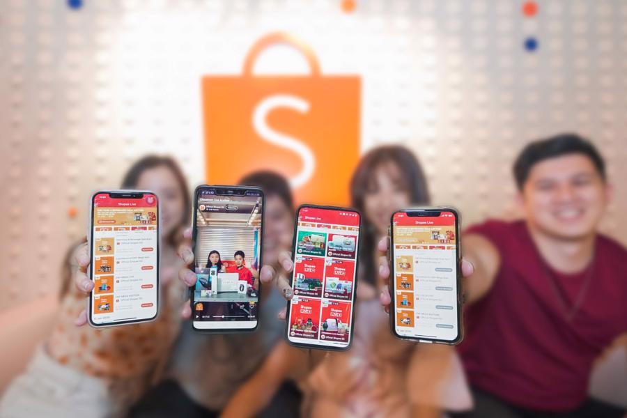 Nhiều thương hiệu triển khai chương trình ưu đãi trên Shopee - Ảnh 1