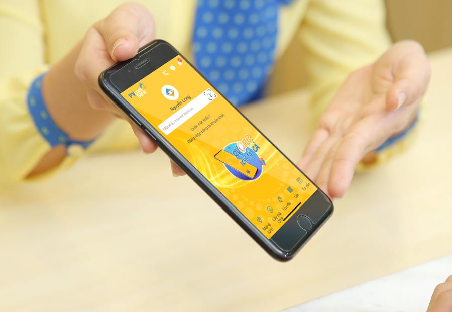 Ngân hàng số PVcomBank giúp giải quyết các trở ngại về khoảng cách, thời gian với hơn 200 tính năng hoàn toàn miễn phí.