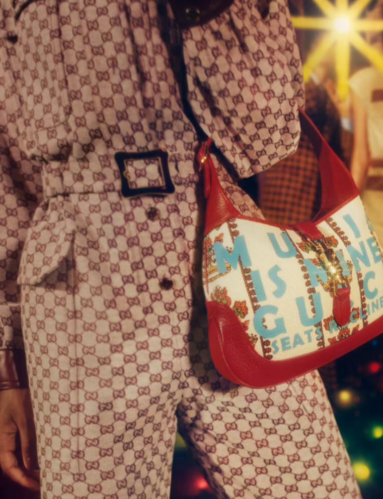 Chiến dịch Gucci 100: bữa tiệc âm nhạc và thời trang hoài cổ - Ảnh 6