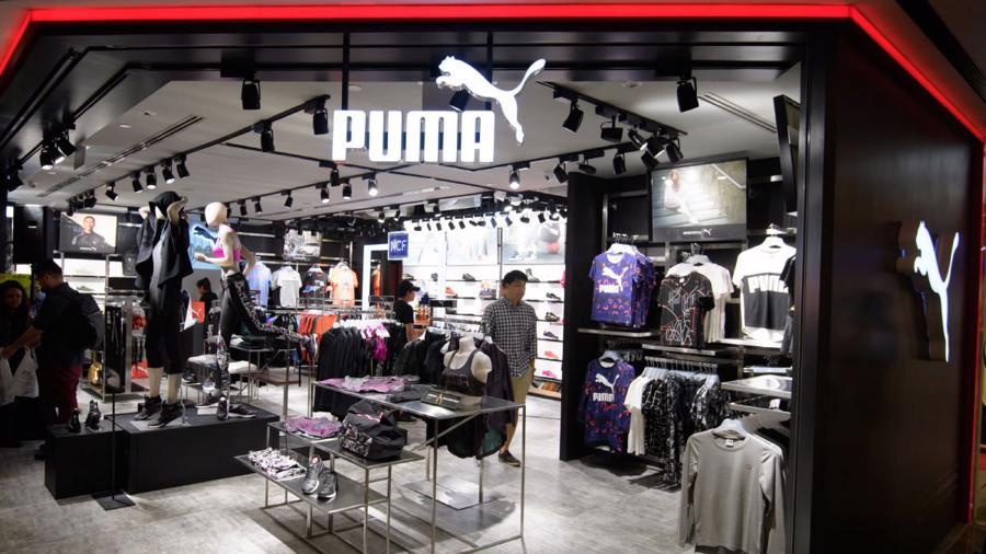 PumaSo đã nhìn thấy một sự cải thiện vững chắc thông qua việc bán lẻ các sản phẩm của mìnhtrong quý thứ ba.
