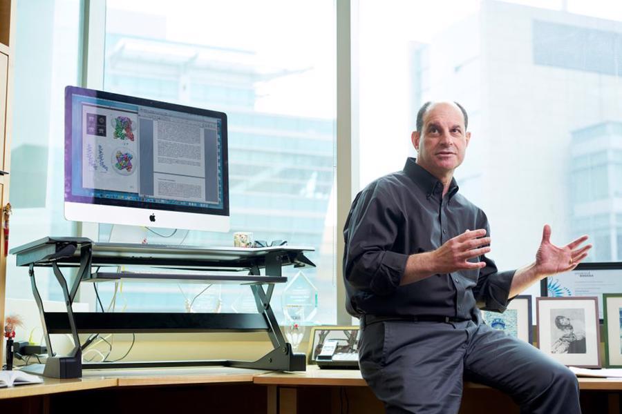 David Julius hiện là giáo sư của Trường ĐH California (Mỹ).
