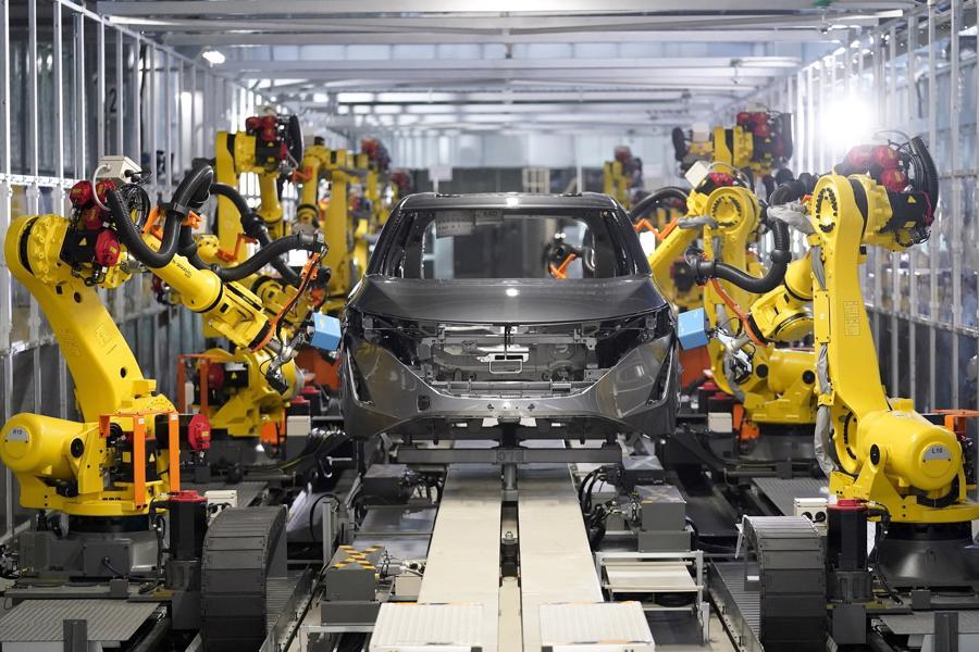 Nissan sẽ ứng dụng nhà máy thông minh để sản xuất các xe ô tô có chất lượng cao.