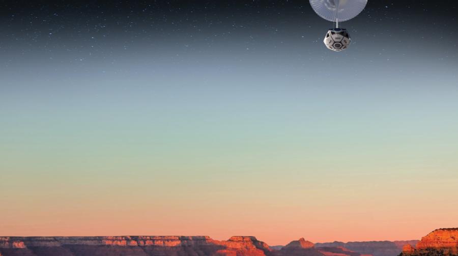 Du hành vũ trụ bằng khinh khí cầu: rẻ hơn và bảo vệ môi trường hơn? - Ảnh 1