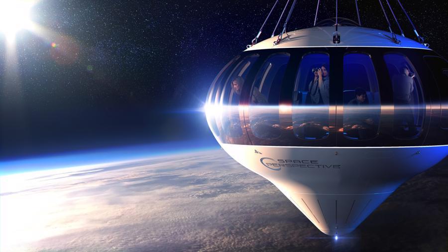 Du hành vũ trụ bằng khinh khí cầu: rẻ hơn và bảo vệ môi trường hơn? - Ảnh 8