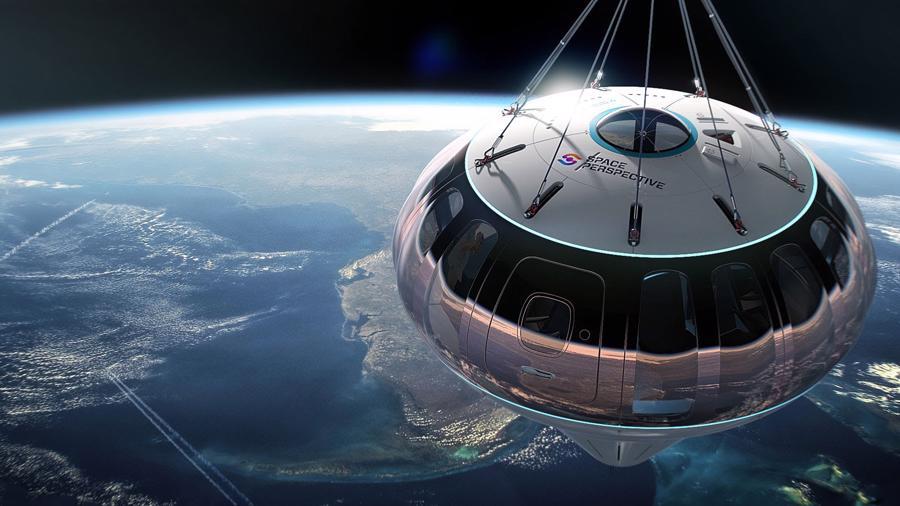 Du hành vũ trụ bằng khinh khí cầu: rẻ hơn và bảo vệ môi trường hơn? - Ảnh 7