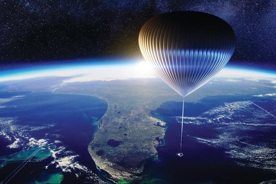 Du hành vũ trụ bằng khinh khí cầu: rẻ hơn và bảo vệ môi trường hơn? - Ảnh 6