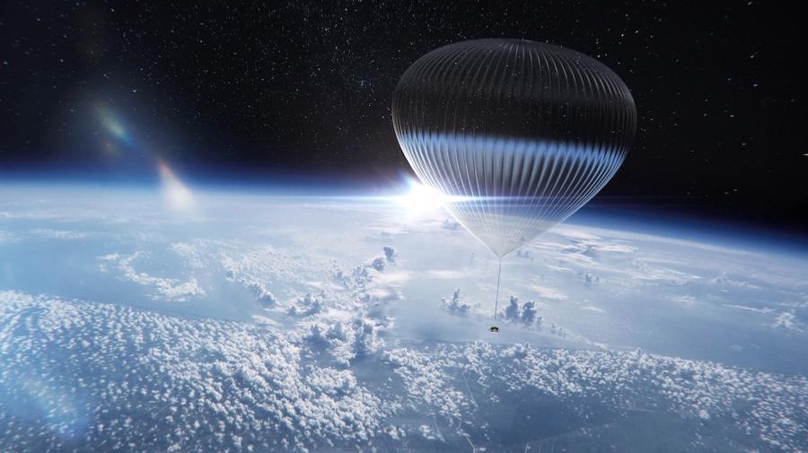 Du hành vũ trụ bằng khinh khí cầu: rẻ hơn và bảo vệ môi trường hơn? - Ảnh 2