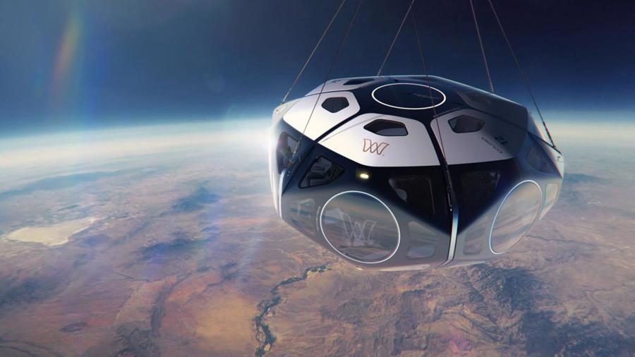 Du hành vũ trụ bằng khinh khí cầu: rẻ hơn và bảo vệ môi trường hơn? - Ảnh 3