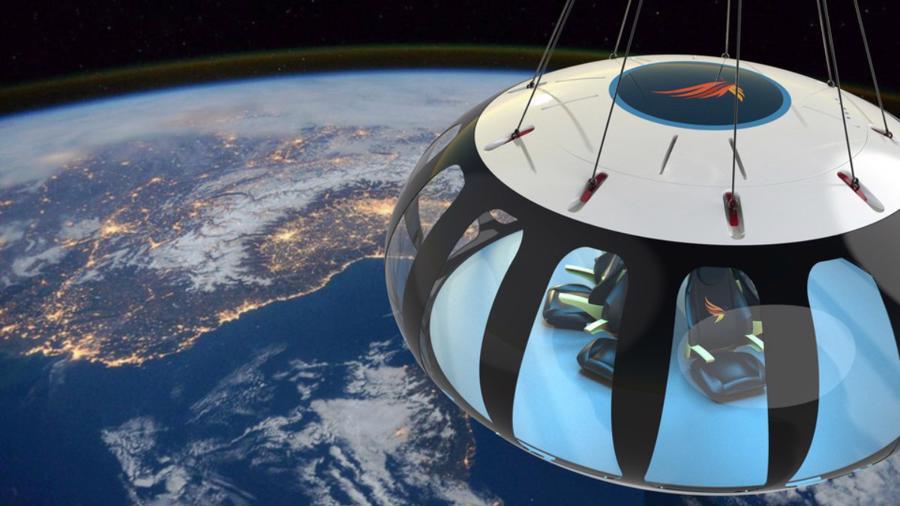 Du hành vũ trụ bằng khinh khí cầu: rẻ hơn và bảo vệ môi trường hơn? - Ảnh 9