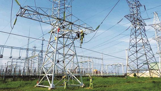Lưới điện truyền tải không theo kịp các nguồn điện.