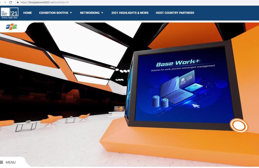 Ba giải pháp công nghệ FPT xuất hiện tại ITU Digital World - Ảnh 2